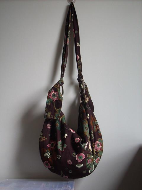 Bolsa De Tecido Meia Lua : Bolsa meia lua de tecido flickr photo sharing