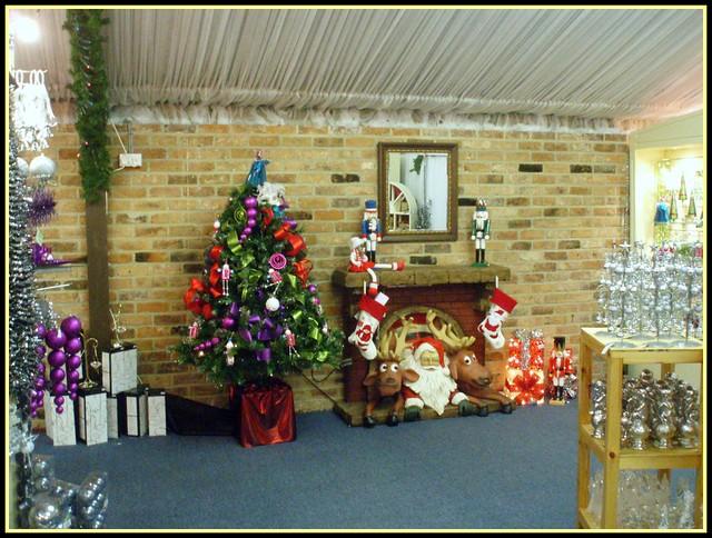 Staunton Harold Garden Centre Tea Rooms