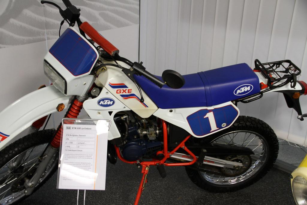 Ktm >> KTM GXE 50 Enduro | Baujahr 1984, 2-Takt 50 qcm Motor, 4,02 … | Flickr