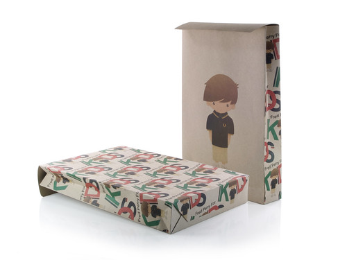 Fred Perry Kids retail bag | by Burgopak Packaging