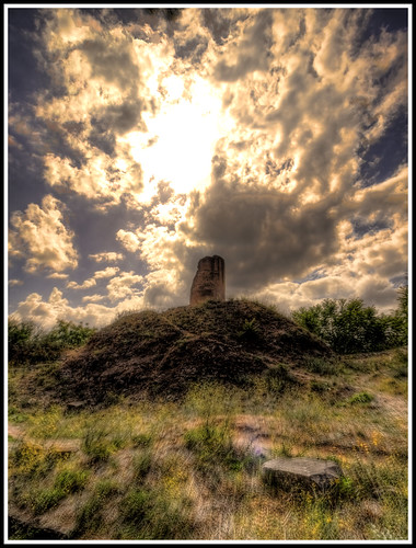 Tomb on the Hill | by Matt Lazzarini