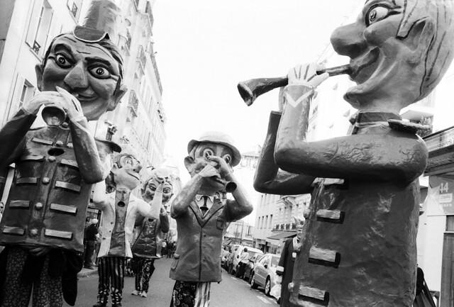 Fête des vendanges de Montmartre #4, Paris, 2010
