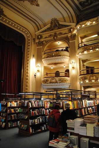 Libreria El Ateneo en Capital Federal, Argentina | Rafael