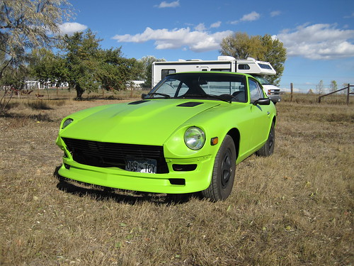 Project240z Lives with a new owner | by chrishammond