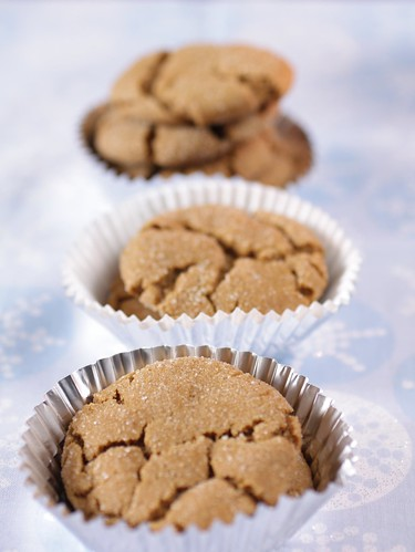 Soft Molasses Cookies | by Madison Bistro