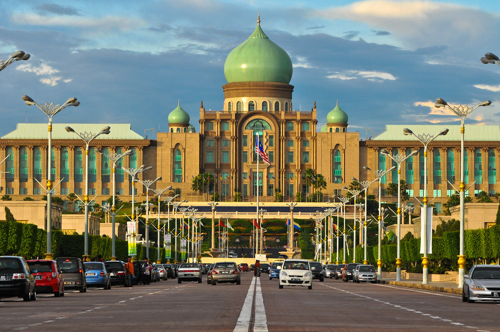 Prime Minister's Office @ Putrajaya | Putrajaya is a planned ...