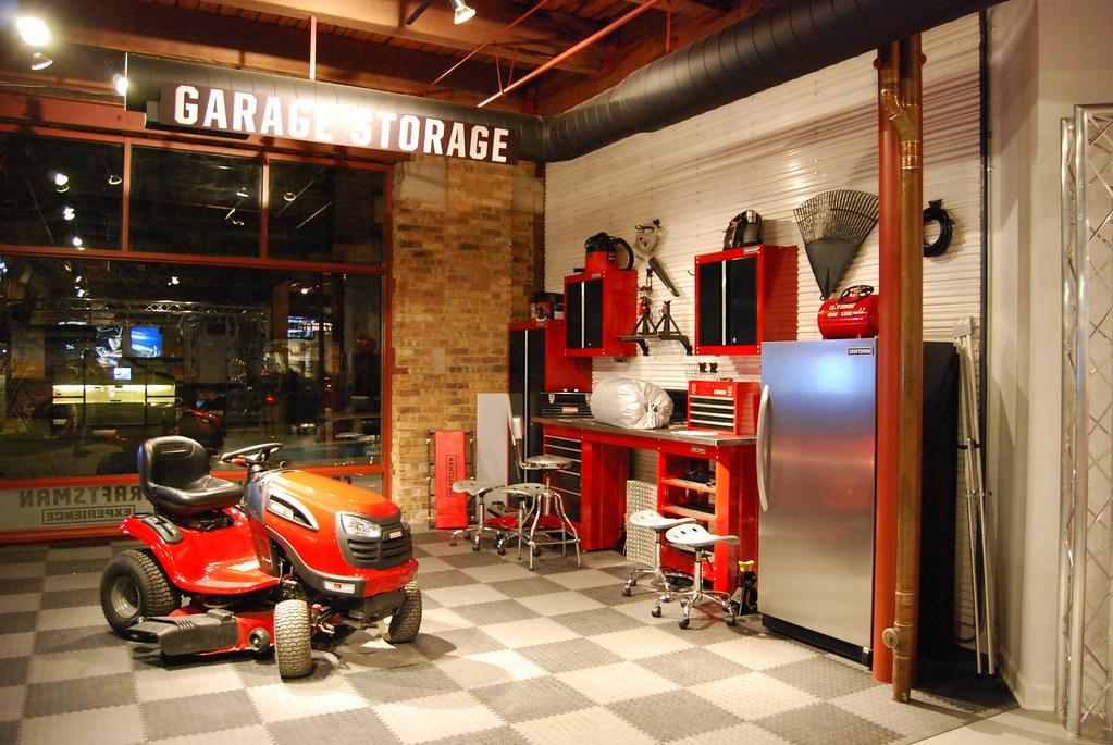 Motorcycle Garage Workshop Mat