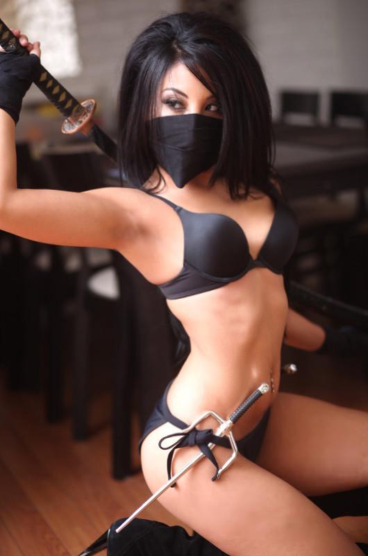 sexy ninja girl pictures