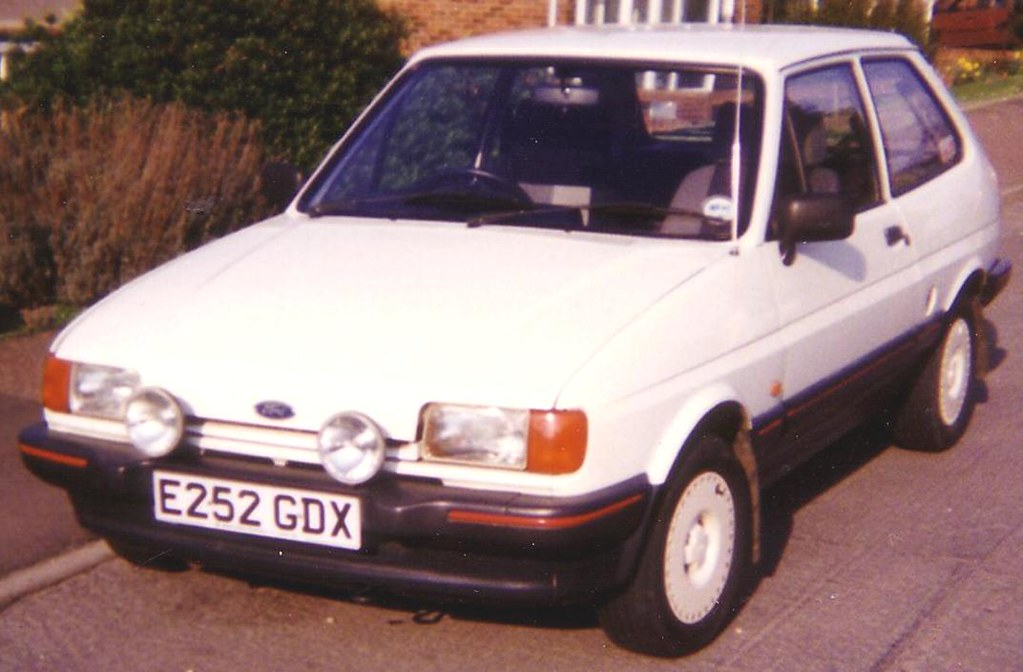 Way Brothers Ford >> Ford Fiesta 1.4 S 1987. | I got this car in 1992 and was abl… | Flickr