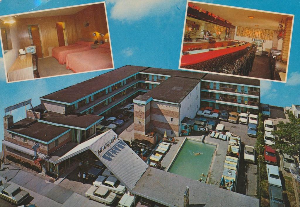 Sahara Motel - Atlantic City, New Jersey