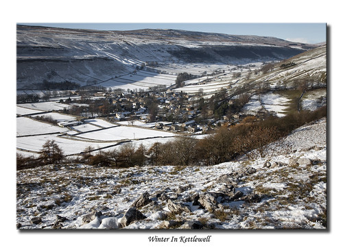 Winter In Kettlewell | by SteveMG
