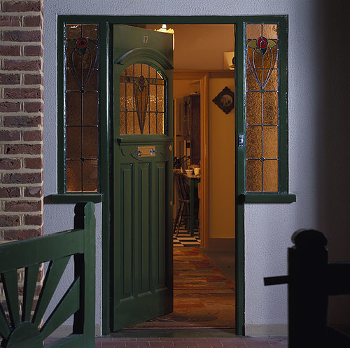 front door to 1940 39 s house iwm london events flickr