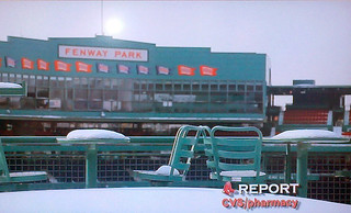 Wintry Fenway - Red Sox Report | by ConfessionalPoet