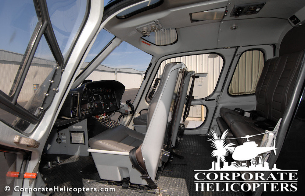Interior of the Eurocopter AStar AS350 helicopter  Interior  Flickr