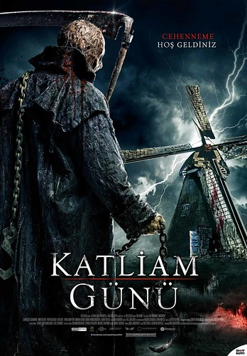 Katliam Günü - The Windmill Massacre (2017)