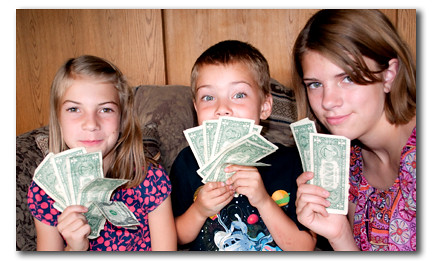 how to teach kids money skills | by GoodNCrazy