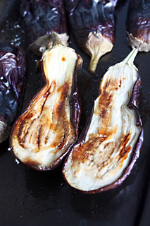 baked eggplant | by David Lebovitz