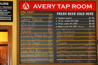 A Visit to Avery Brewing | by Eva Rees