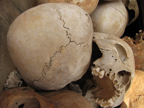Choeung Ek - Killing Fields - Stupa - Thousands of Human Skulls - v5 | by FollowOurFootsteps