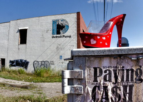 Detroit Pump | by Doppelganger.