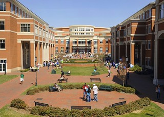 Academic Plaza | by UNC Charlotte - Stake Your Claim