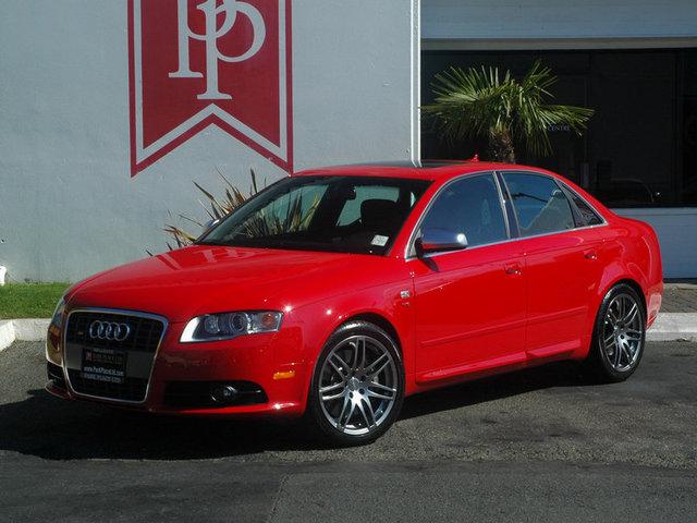 Audi S Brilliant Red Ebony SOLD Park Place LTD Flickr - 2007 audi s4
