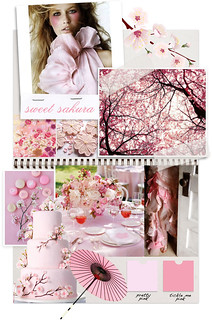 sweet sakura scrapbook | by idoityourself