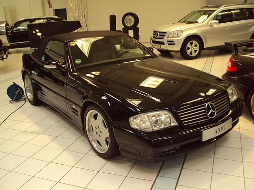 Mercedes Benz Niederlassung Frankfurt Offenbach Moselstra Ef Bf Bde Hanau