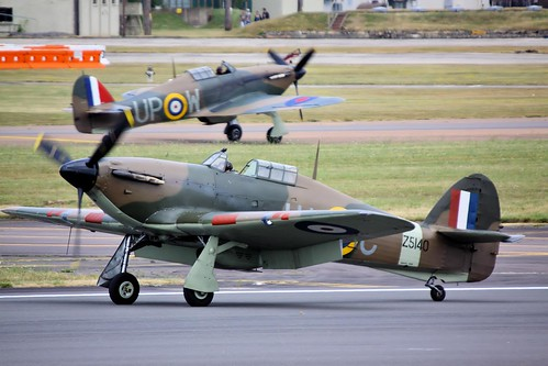 Hurricanes - RIAT 2010 | by Airwolfhound