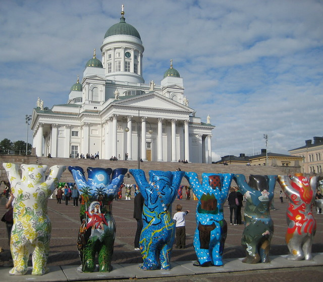 015 United Buddy Bears in Helsinki 2010