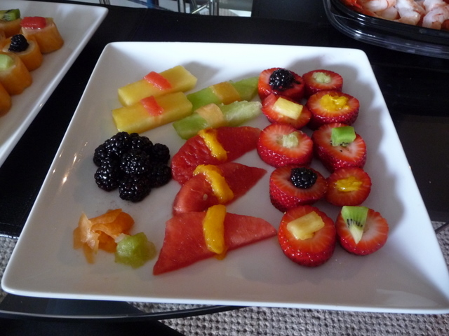 fruit sushi dehydrating fruit