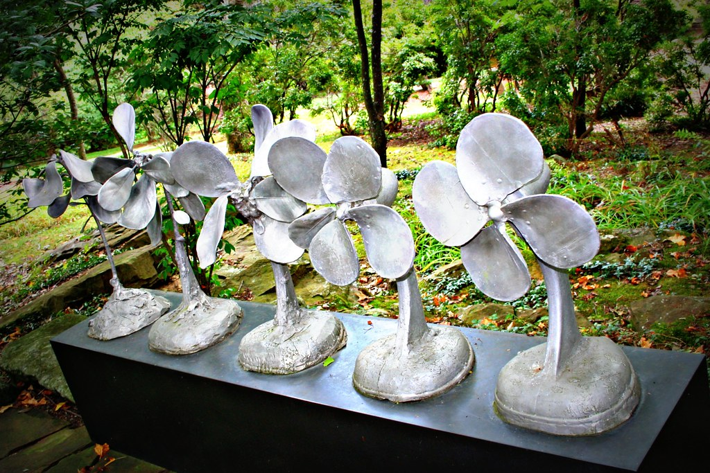 Jim Dine Sculpture at Kentuck Knob | Christopher Binning ...
