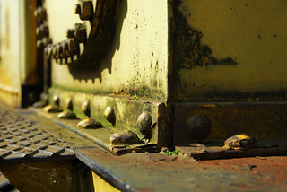 My rusted trains | by Erna Braat