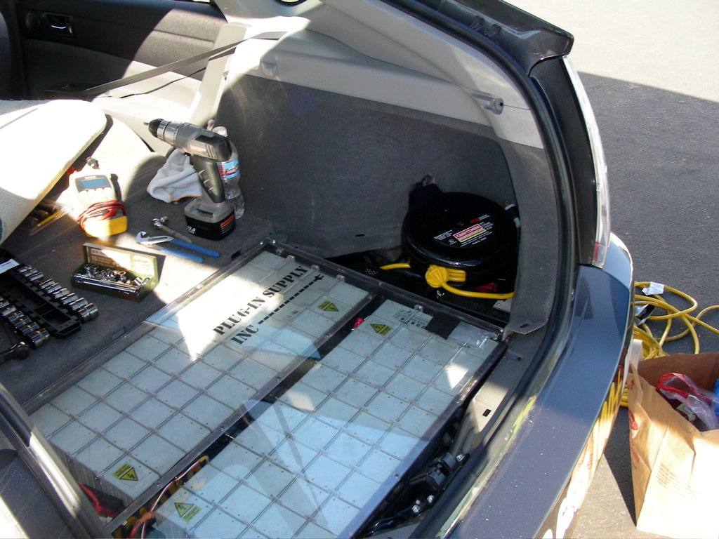 Rx Electric Car