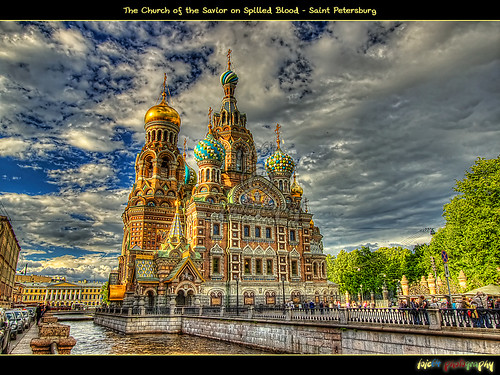 Спас на Крови (The Church of the Savior on Spilled Blood) | by foje64