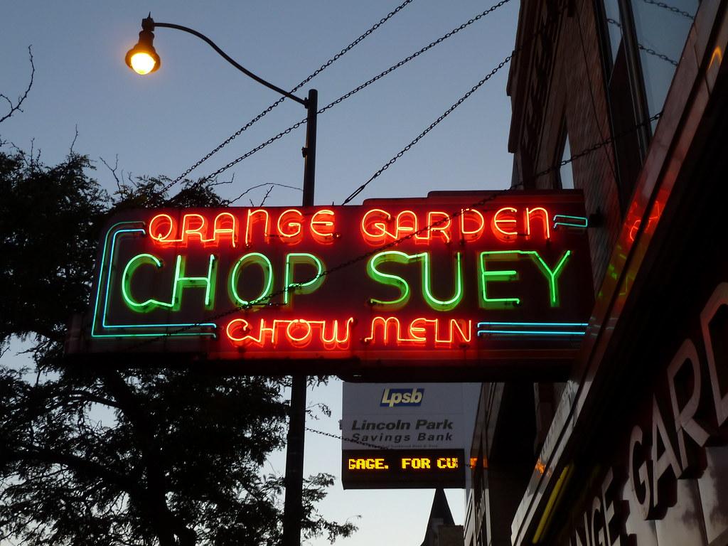 orange garden chop suey  irving park road  chicago  flickr