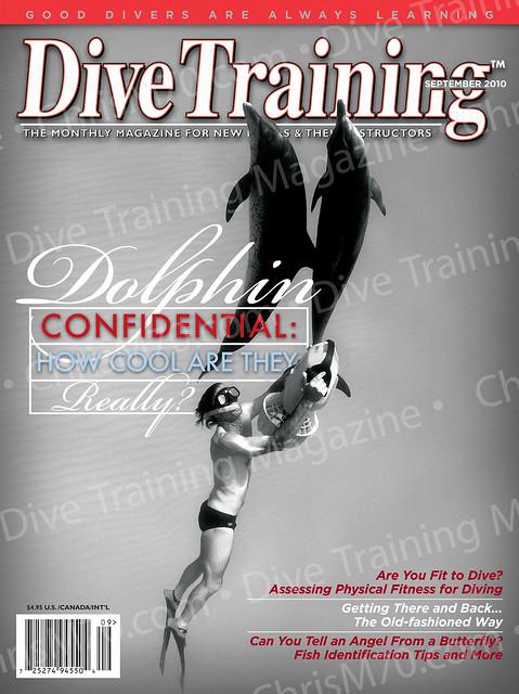 Cover dive training magazine september 2010 flickr - Dive training magazine ...