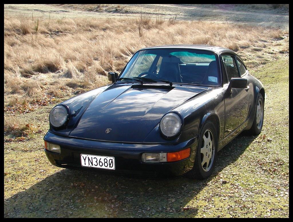 Porsche Carrera S >> Porsche 911 1990 | 964 Series (1989–1993) 1993 Porsche 911 C… | Flickr