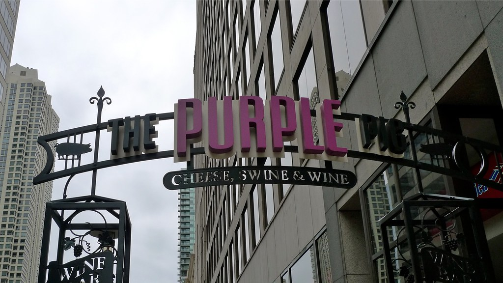 Purple Pig Chicago Food Network