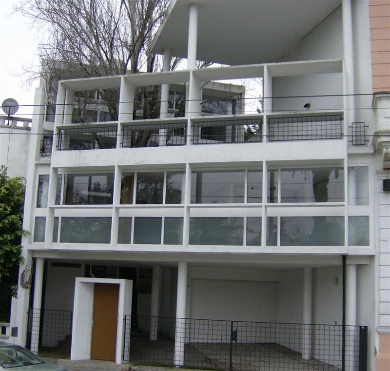 Argentina la plata le corbusier casa curutchet flickr - Casas de le corbusier ...