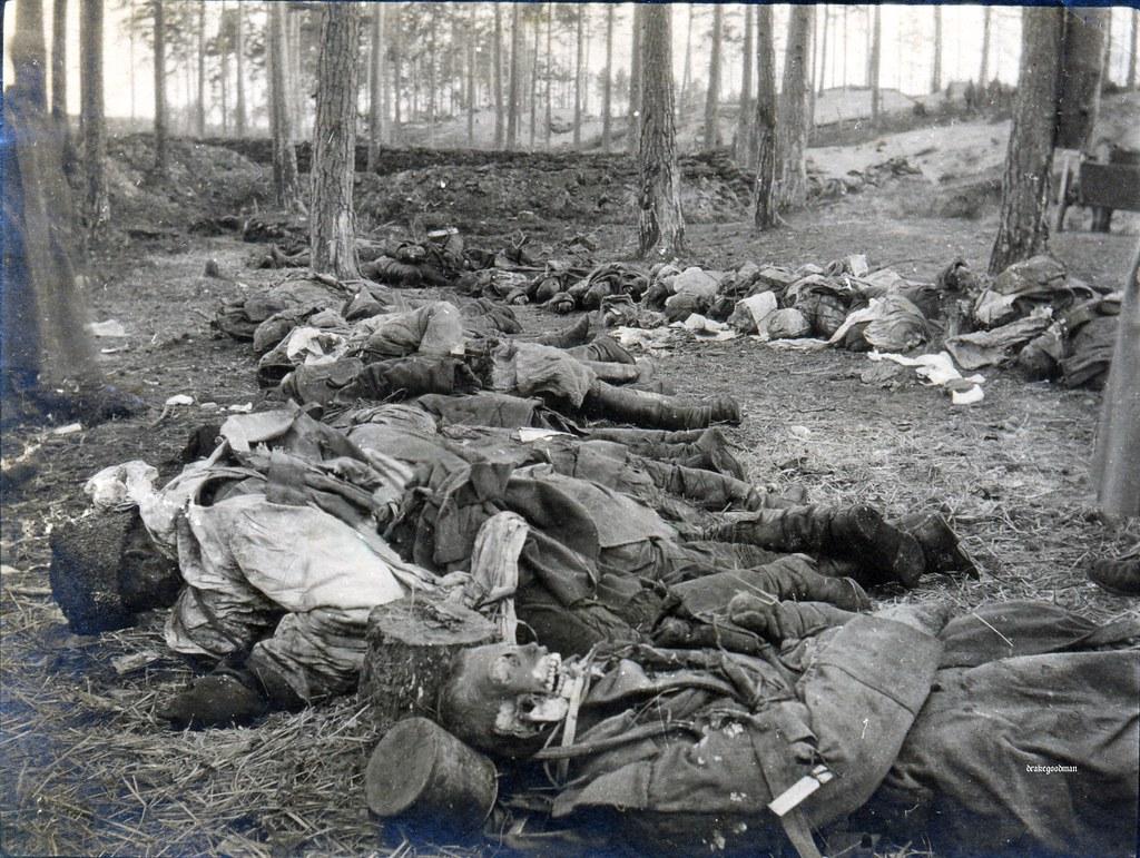 Russia ww1 casualties