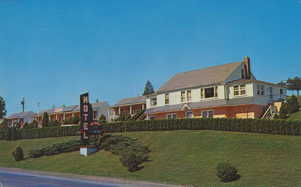 Hi-Way Motel - Breezewood, Pennsylvania
