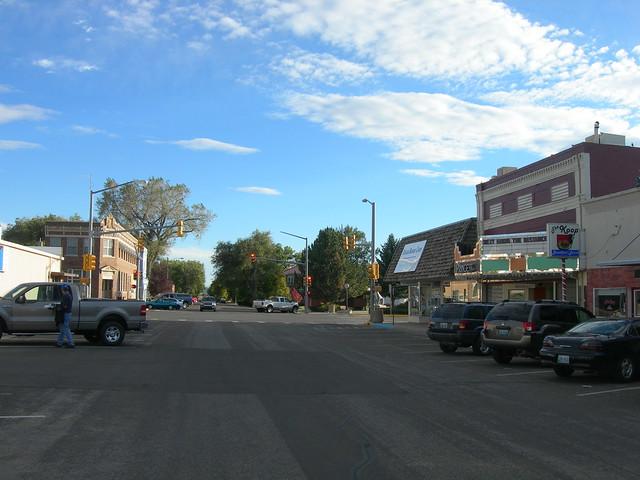 Google Street View - Pan-American Trek -Wyoming Theater #2