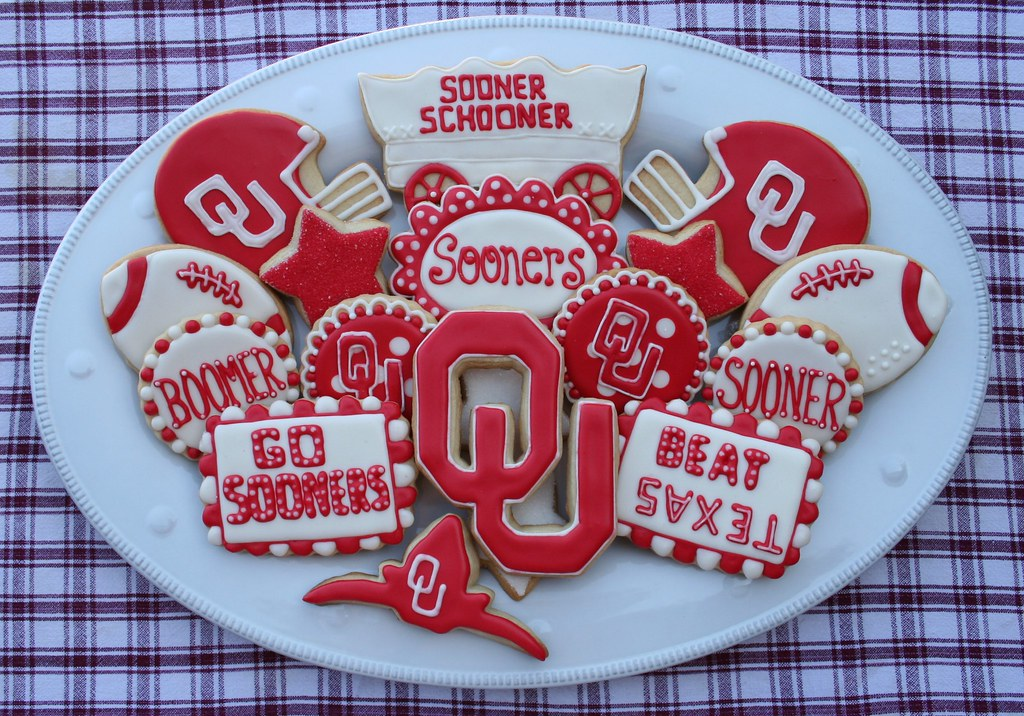 Go Sooners Beat Texas Football Is Very Serious Here