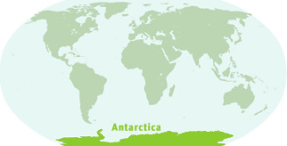 Antarctica Continent Location Map This image has been used Flickr