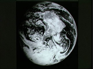 Earth taken by Galileo after completing its first Earth Gravity Assist | by NASA on The Commons