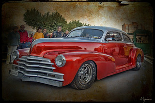 Chevrolet, Fleetline Aerosedan de 1949 | by Chatina1972_on/off