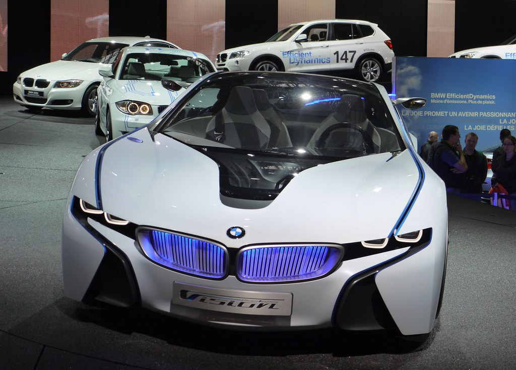 mondial de l 39 automobile 2010 paris france bmw vision ef flickr. Black Bedroom Furniture Sets. Home Design Ideas