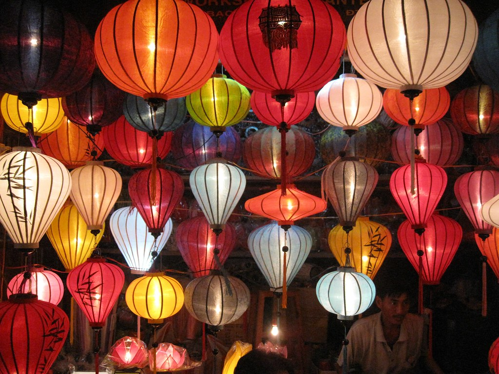 Hoi An Paper Lantern Shop Felixtriller Flickr