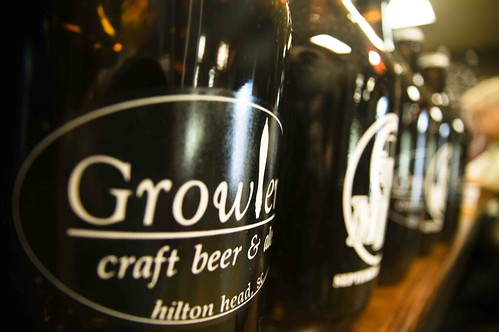 Growlers craft beer & ales | by Beaufort's TheDigitel